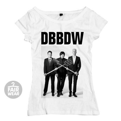 √DBBDW von die ärzte - Girlie shirt jetzt im Bravado Shop