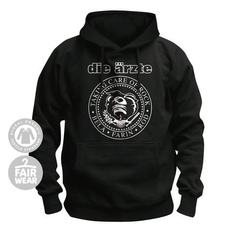 √Taking Care of Rock von die ärzte - Hood sweater jetzt im Bravado Shop