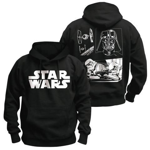 √Imperial Forces von Star Wars - Hood sweater jetzt im Bravado Shop
