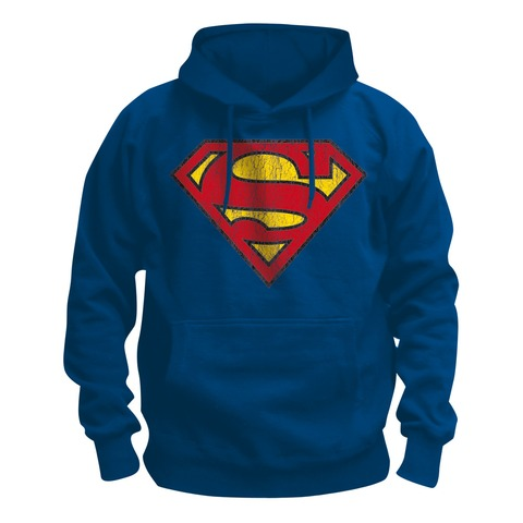 Superman Logo von Justice League - Kapuzenpullover jetzt im Bravado Shop
