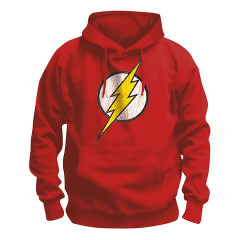 Flash Logo von Justice League - Kapuzenpullover jetzt im Bravado Shop