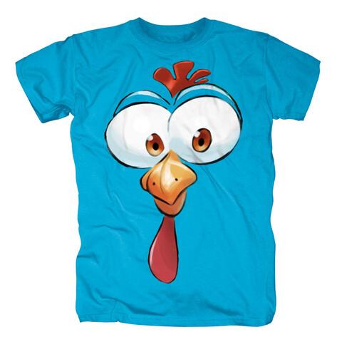 √Big Huhn von Sascha Grammel - T-shirt jetzt im Bravado Shop