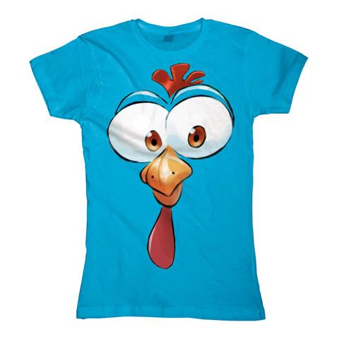 √Big Huhn von Sascha Grammel - Girlie shirt jetzt im Bravado Shop