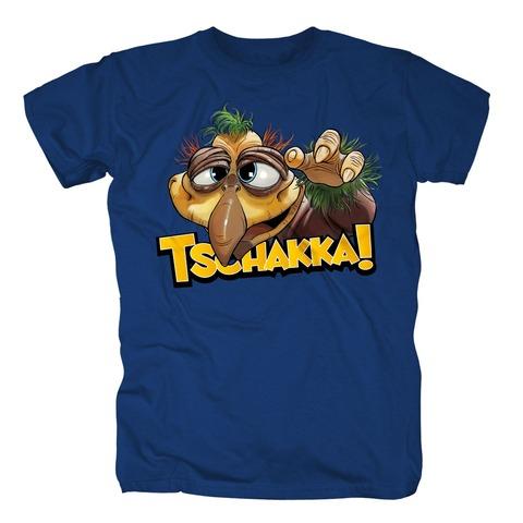 √Tschakka Frederic von Sascha Grammel - T-shirt jetzt im Bravado Shop