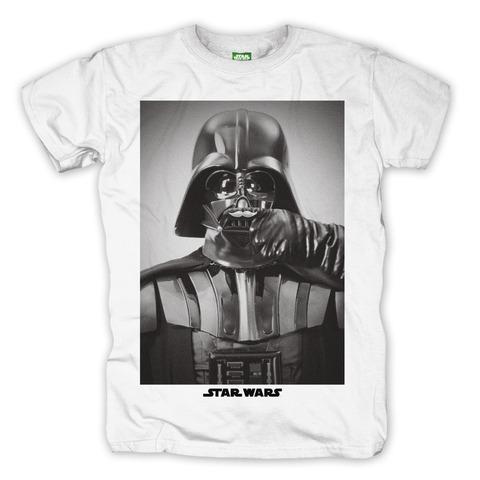 √Vader Moustache von Star Wars - T-Shirt jetzt im Bravado Shop