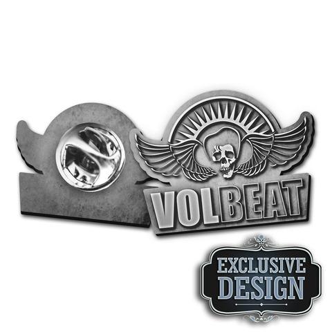 Skullwing von Volbeat - Pin jetzt im Bravado Shop