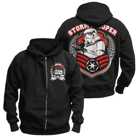 √Stormtrooper von Star Wars - Hooded jacket jetzt im Bravado Shop