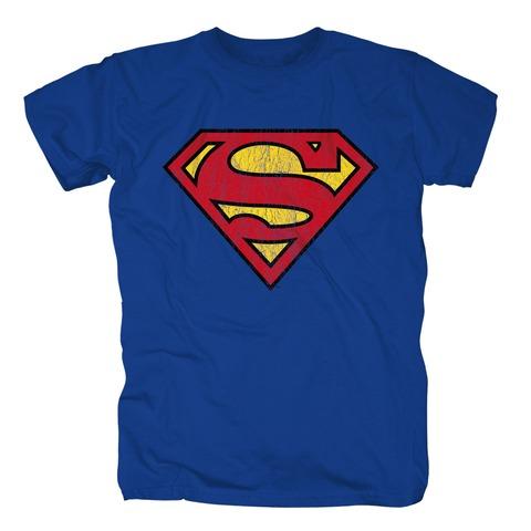Superman Logo von Justice League - T-Shirt jetzt im Bravado Shop