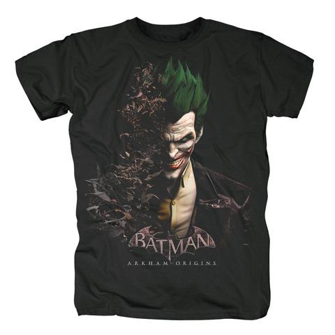 √Joker Face von Batman - T-Shirt jetzt im Bravado Shop