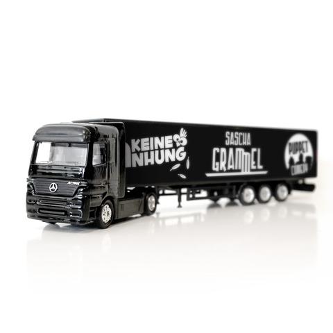 √Keine Anhung von Sascha Grammel - Modell-Truck jetzt im Bravado Shop