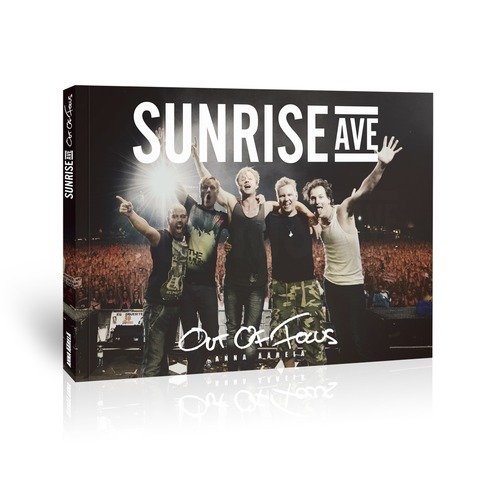 √Out Of Focus von Sunrise Avenue - Buch jetzt im Bravado Shop
