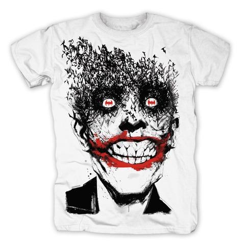 √Joker Smile von Justice League - 100% cotton jetzt im Bravado Shop