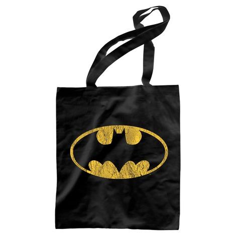 Batman Logo von Justice League - Baumwollbeutel jetzt im Bravado Shop