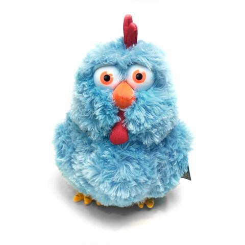 √Blaues Huhn von Sascha Grammel - Plüschpuppe jetzt im Bravado Shop