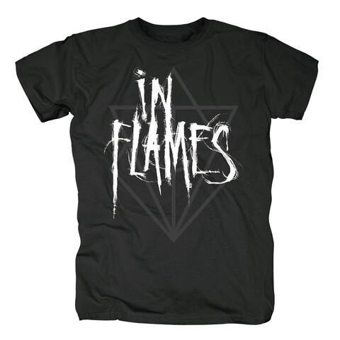 √Scratch Logo Jesterhead von In Flames - T-Shirt jetzt im Bravado Shop