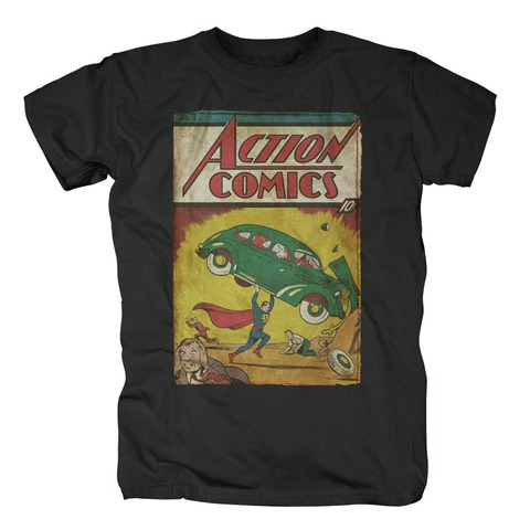 Action Comics No.1 von Justice League - T-Shirt jetzt im Bravado Shop