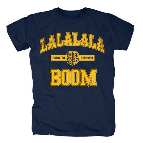 LaLaLaLa Boom von Deichkind - T-Shirt jetzt im Bravado Shop