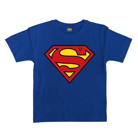Superman Logo von Justice League - Kinder Shirt jetzt im Bravado Shop