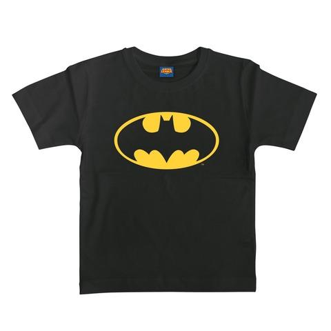 Batman Logo von Justice League - Kinder Shirt jetzt im Bravado Shop