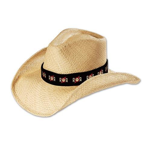 Logo von Rock am Ring Festival - Cowboy Hut mit Banderole jetzt im Bravado Shop