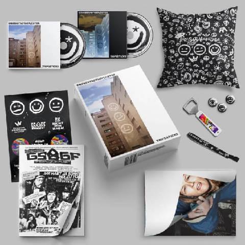 √Trips & Ticks (Box Set) von Grossstadtgeflüster - Bundle jetzt im Bravado Shop
