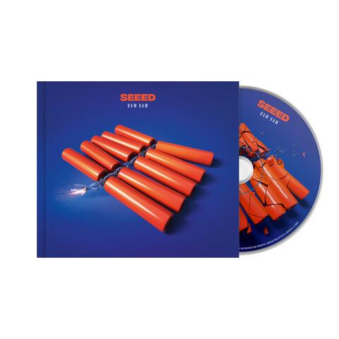 √BAM BAM von Seeed - CD jetzt im Bravado Shop
