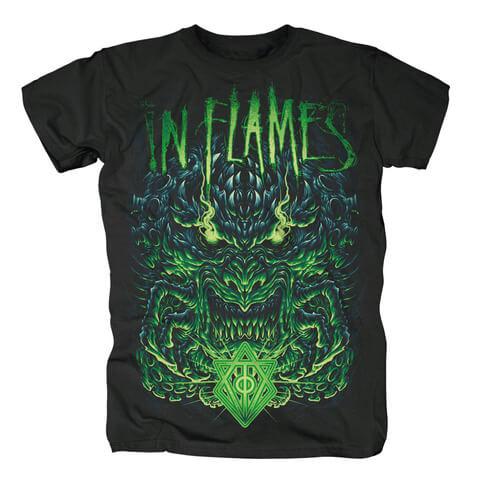 √Hatred Connected von In Flames - T-Shirt jetzt im Bravado Shop