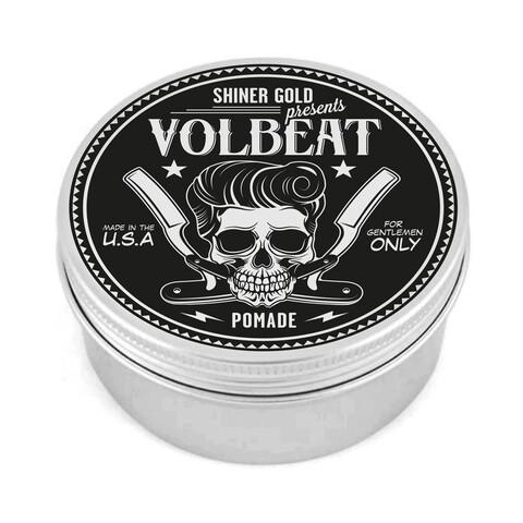 √Volbeat Shiner Gold von Volbeat - Pomade jetzt im Bravado Shop