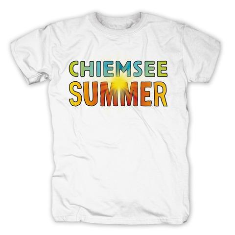 √Logo von Chiemsee Summer - T-shirt jetzt im Bravado Shop