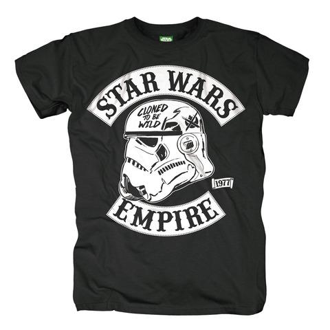 √Cloned To Be Wild von Star Wars - T-Shirt jetzt im Bravado Shop