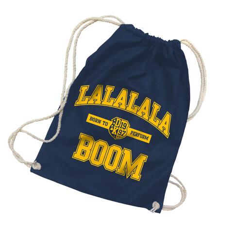 LaLaLaLa Boom von Deichkind - Rucksack/Turnbeutel jetzt im Bravado Shop