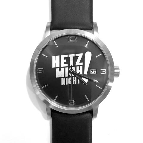 √Hetz Mich Nicht! - Herrenuhr von Sascha Grammel - Wristwatch jetzt im Bravado Shop