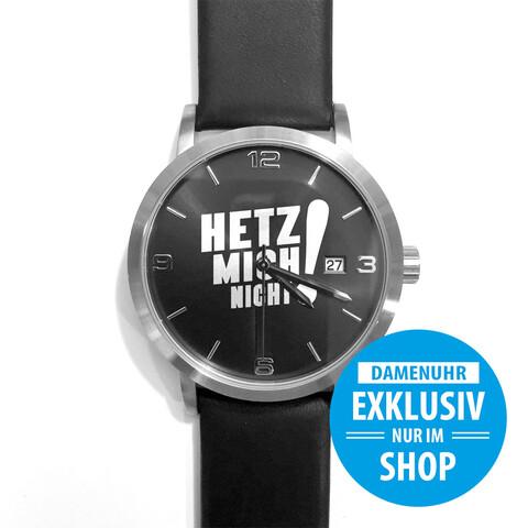 √Hetz Mich Nicht! - Damenuhr von Sascha Grammel - Wristwatch jetzt im Bravado Shop