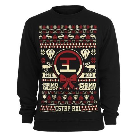 √Holiday Sweater - Crystals Logo von Eskimo Callboy - Sweater jetzt im Bravado Shop