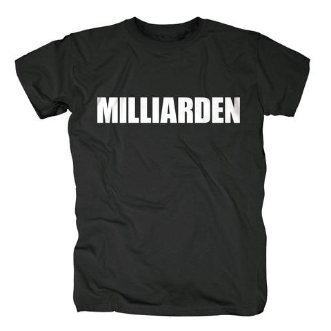 √Milliarden von Milliarden - T-shirt jetzt im Bravado Shop