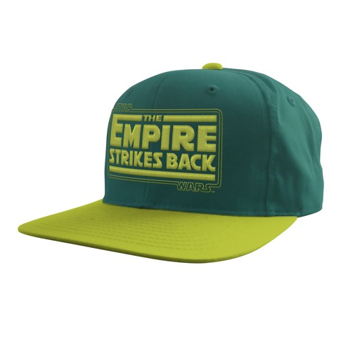 The Empire Strikes Back von Star Wars - Cap jetzt im Bravado Shop