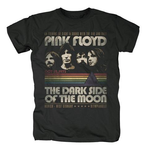 √Retro Stripes von Pink Floyd - T-shirt jetzt im Bravado Shop