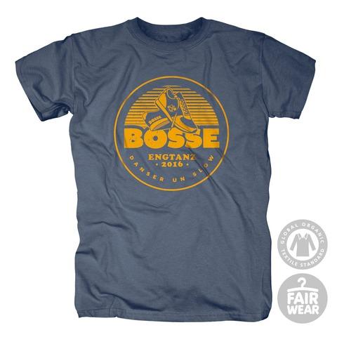 √Sneaker von Bosse - T-Shirt jetzt im Bravado Shop