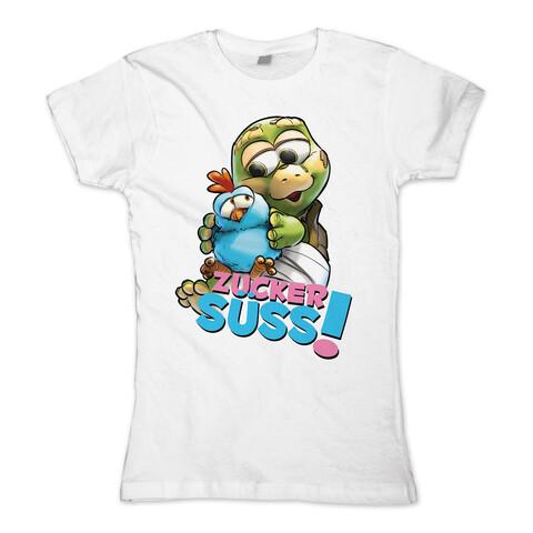 √Zucker Süss! von Sascha Grammel - Girlie shirt jetzt im Bravado Shop