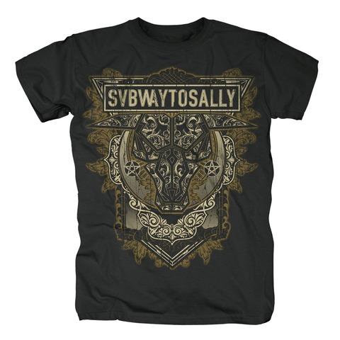 √Flourish von Subway To Sally - T-shirt jetzt im Bravado Shop