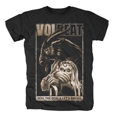 √Boogie Goat von Volbeat - T-Shirt jetzt im Bravado Shop