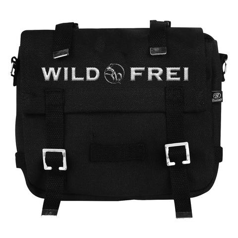 √Wild & Frei Logo von Saltatio Mortis - Tasche jetzt im Bravado Shop