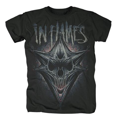 √Hooked Jesterhead von In Flames - T-Shirt jetzt im Bravado Shop