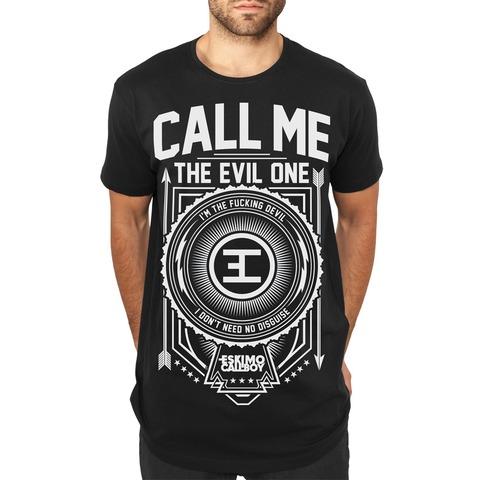 √The Evil One von Eskimo Callboy - T-Shirt Long jetzt im Bravado Shop