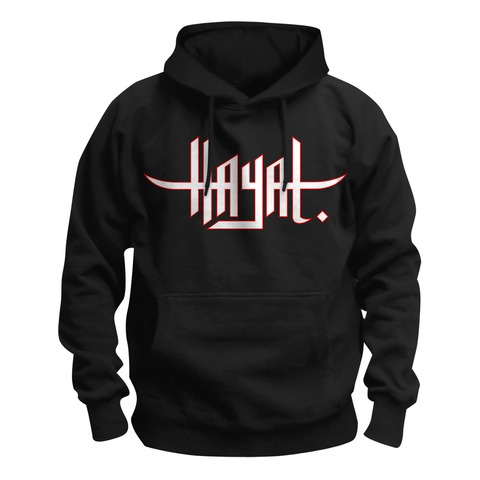 Hayat Logo von Hayat - Kapuzenpullover jetzt im Bravado Shop