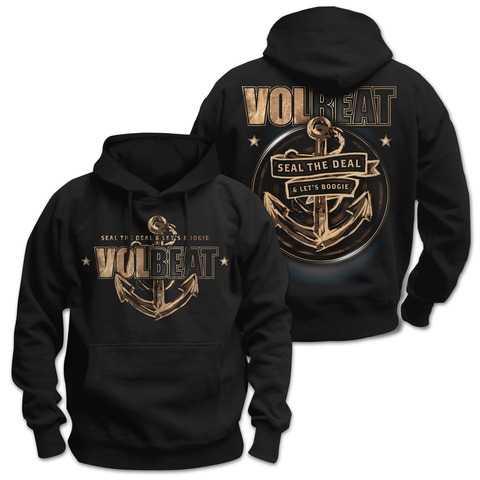 Anchor von Volbeat - Kapuzenpullover jetzt im Bravado Shop