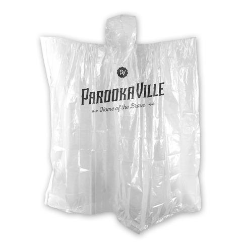 √Logo von ParookaVille Festival - Rain poncho jetzt im Bravado Shop