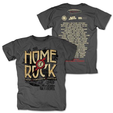 Vintage Logo von Rock am Ring Festival - T-Shirt jetzt im Bravado Shop