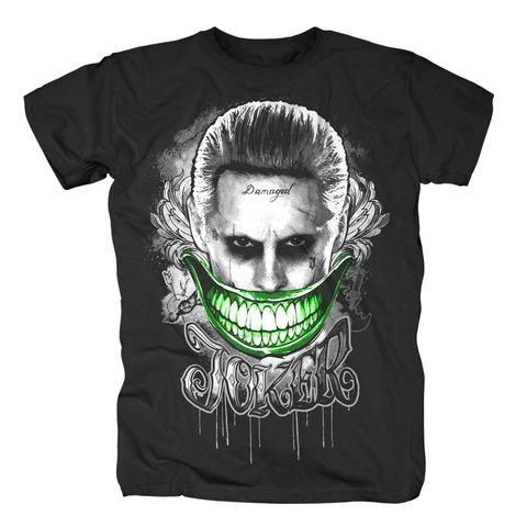 √Joker Smile von Suicide Squad - T-shirt jetzt im Bravado Shop