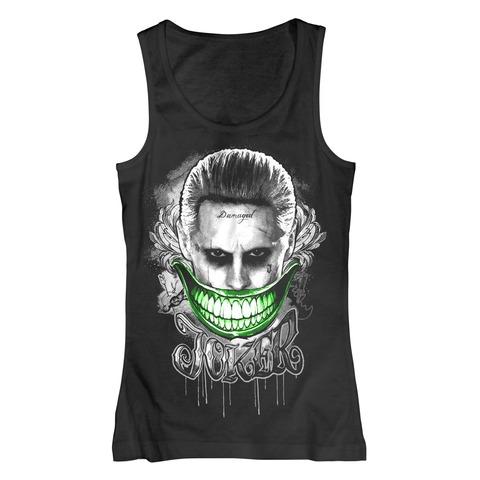 √Joker Smile von Suicide Squad - Girlie top jetzt im Bravado Shop